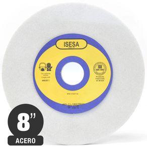 piedra_esmeril_recta_oxido_aluminio_blanco_acero_duro_hss_8in_isesa_1