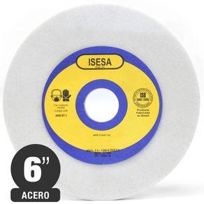 piedra_esmeril_recta_oxido_aluminio_blanco_acero_duro_hss_6in_isesa_1