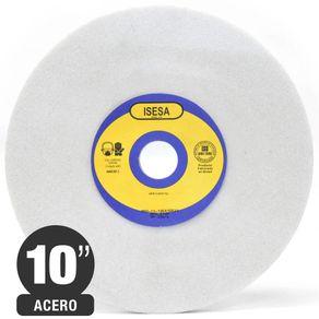 piedra_esmeril_recta_oxido_aluminio_blanco_acero_duro_hss_10in_isesa_1