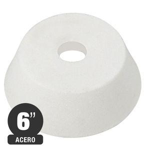 piedra_esmeril_copa_conica_6in_oxido_aluminio_blanco_acero_isesa_1